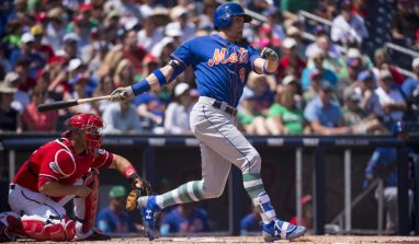 Batter's Box: Nimmo Supremo