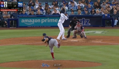 Stephen Strasburg's Changeup and the Nastiest Pitches from 10/4