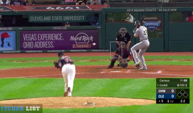 Carlos Carrasco's Changeup + The Nastiest Pitches from Wednesday's Games