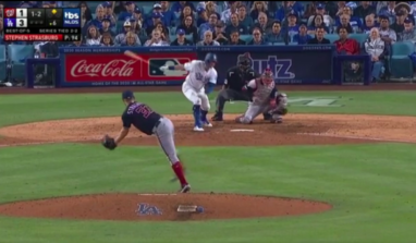 Stephen Strasburg's Changeup and the Nastiest Pitches from 10/9